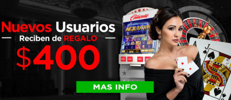 Oferta exclusiva de Caliente Casino