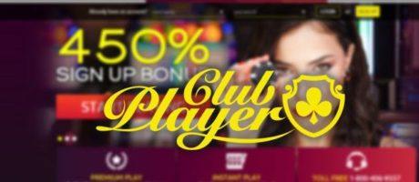 Club-Player-Casino bonus