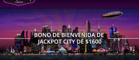 Jackpot City | Bienvenida hasta 1600$