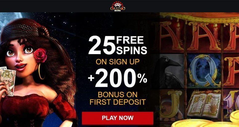 Casino moons tiradas gratis
