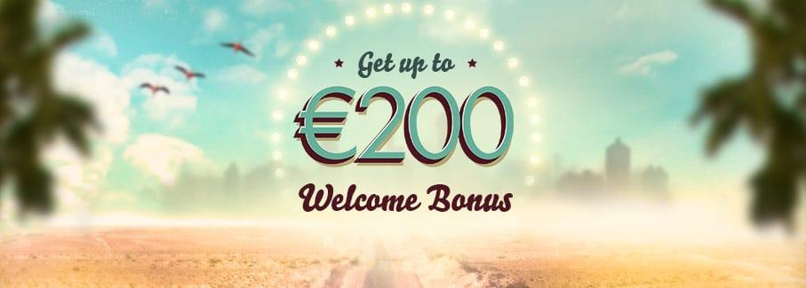 Welcome bonus 777 casino