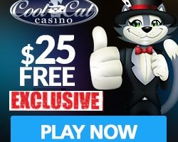 Cool-Cat-Casino WELCOME BONUS
