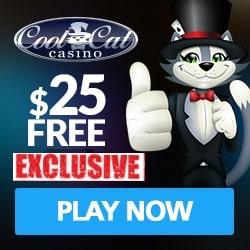 Cool-Cat-Casino WELCOME BONUS