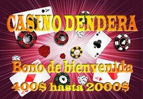 Bono de bienvenida - revizorro casinos