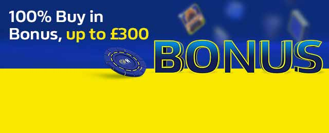 100% hasta 300 € bono de bienvenida casino en línea