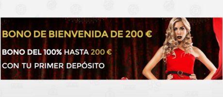 Unique Casino bono del 100% hasta 200€