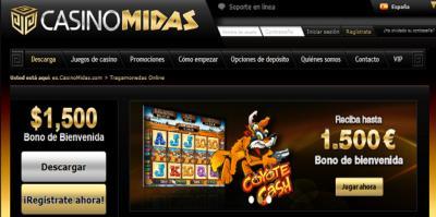 casino-midas bono de bienvenida