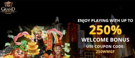 grandfortune casino-bonus