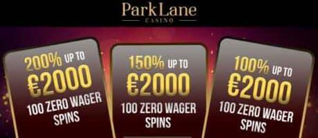 Parklane Casino Bonus|bono de bienvenida|casino en línea
