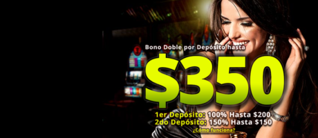 Gaming Club Casino bono doble por deposito hasta