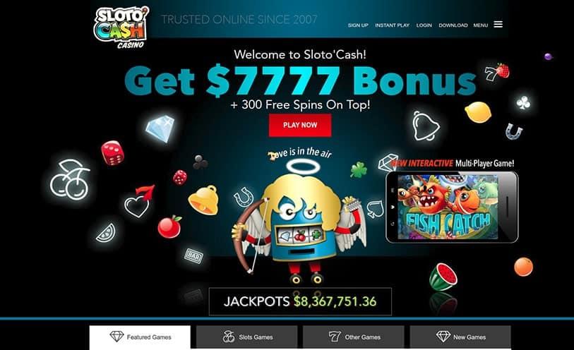 Sloto Cash Casino|bono de bienvenida|casino en línea