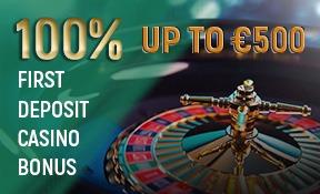 100% hasta 500 € luckybet