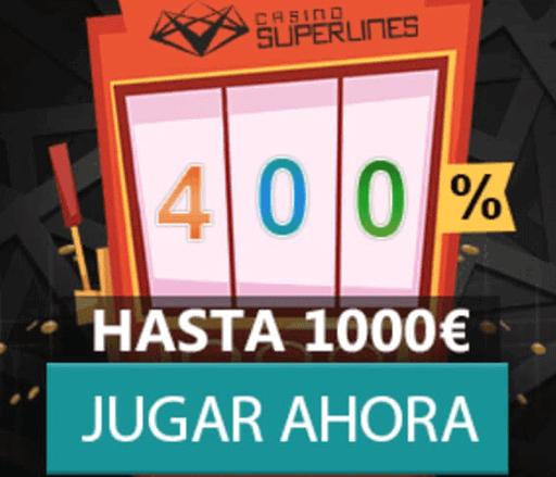 casino-superlines|bono de bienvenida|casino en línea