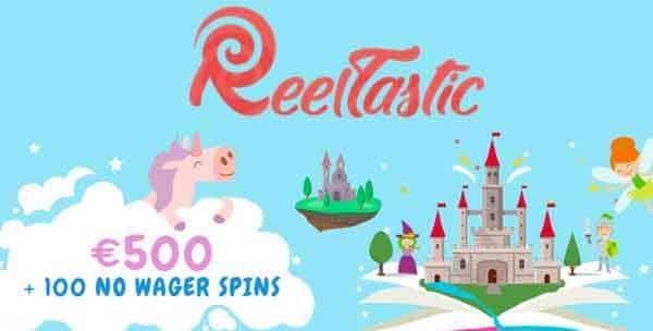 reeltastic casino |bono de bienvenida|casino en línea