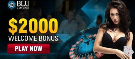 Blu Casino bono