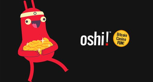 OSHI CASINO bono de bienvenida